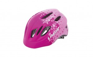 Kask rowerowy Limar Kid Pro S star pink