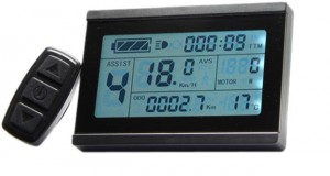 DISPLAY KT-LCD 3 24V/36V/48V
