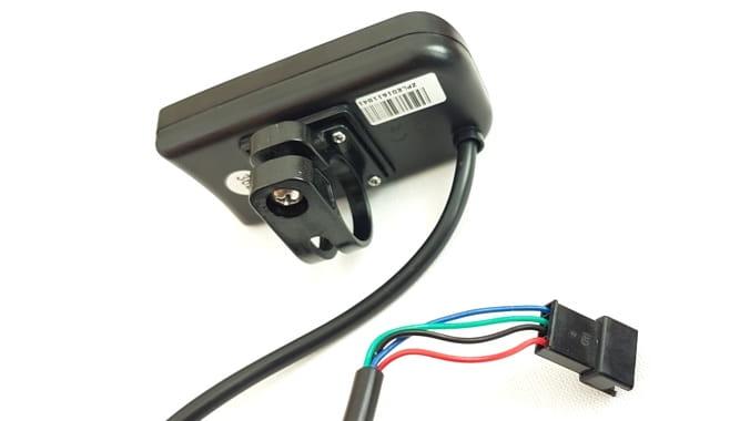 Wyświetlacz LED do roweru elektrycznego